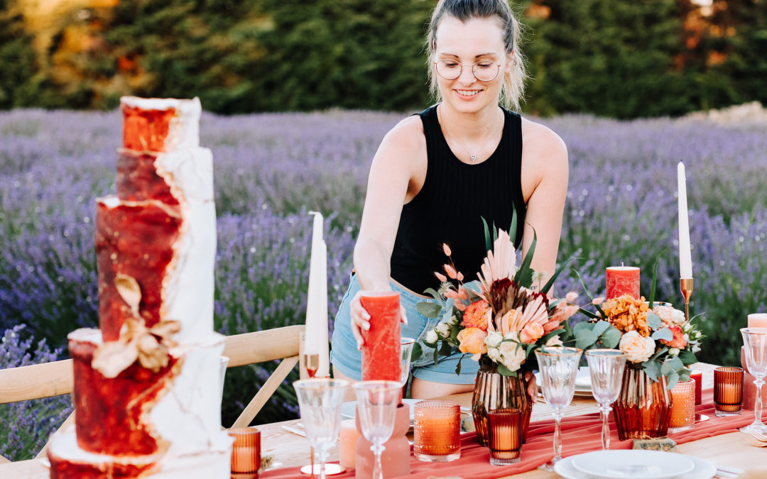 Charlotte Lacourbe, Wedding-Planner en Provence | L'Interview #MSA